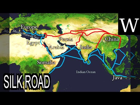 SILK ROAD - WikiVidi Documentary