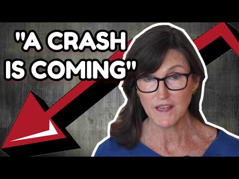 Cathie Wood: Stock Market Crash Is Coming  + (Reasons & Timeline)