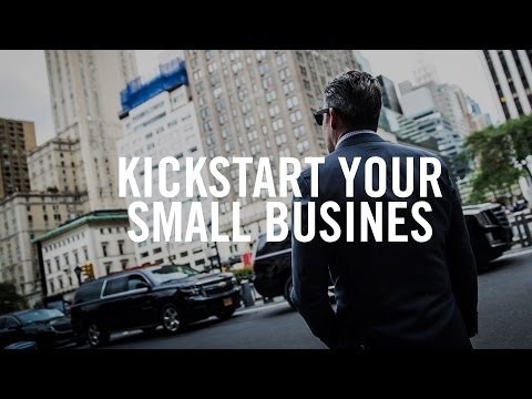 Kickstart Your Small Business - Fran Tarkenton & Grant Cardone