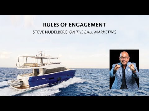 Steve Nudelberg, On the Ball Marketing  - Rules of Engagement