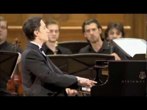 Alexander Romanovsky plays Mozart Concerto No. 23