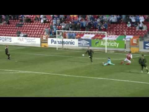 Goal: David McAllister