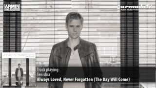 Tenishia - Always Loved, Never Forgotten (The Day will Come)