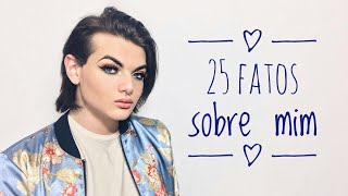25 FATOS SOBRE MIM | Rômolo Cricca