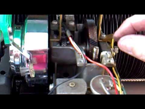 Seeburg 201 Motor Coupling Motor Repair Part 2 Youtube