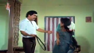 Chinna Kodalu Telugu Full Hd Movie Part -9   Suresh, Vani Vishwanath   Sithaara