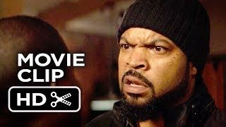 Ride Along Movie CLIP - Argument (2013) - Ice Cube, Kevin Hart Comedy HD