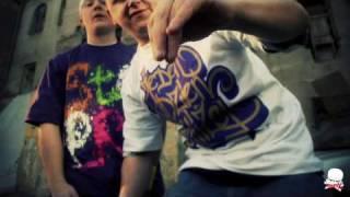Teledysk: Borixon Kajman (Semtex) - Podmuch feat. DJ Decks (Slums Attack) HD