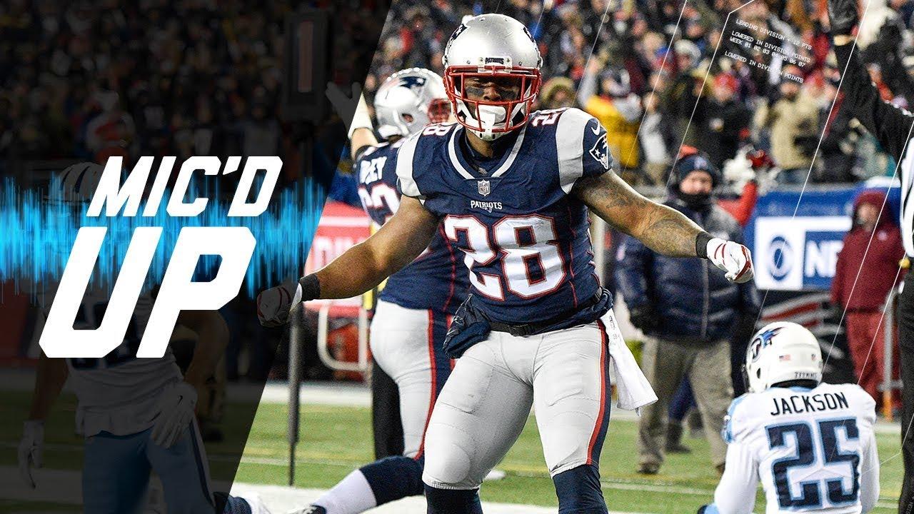 Mic'd Up Titans vs. Patriots Divisional Round