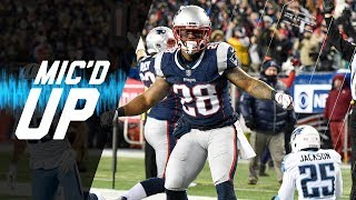 Mic'd Up Titans vs. Patriots Divisional Round