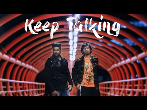 Adda - Keep Talking [Official Lyric Video]
