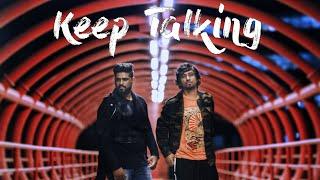 Adda - Keep Talking [Official Lyric Video]