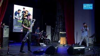 «Джаз Бишкек Весна-2019»: немецкая группа «Three Fall» / УтроLive / НТС