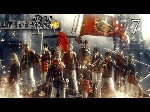 """Final Fantasy Type-0 HD - Capítulo 7 """"El Bengal Real"""""""
