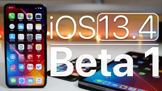 iOS 13.4 Beta 1 is Out! - What's New?