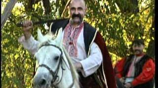 Запорожский казак Олег Григорьев