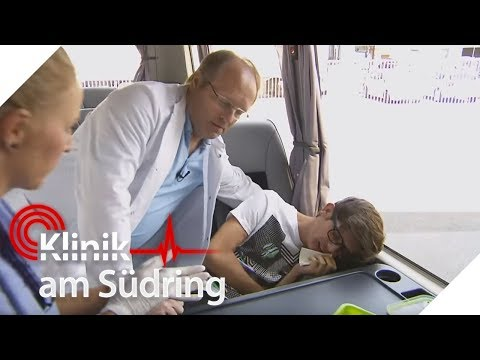 Klassenfahrt endet in Katastrophe | Klinik am Südring | SAT.1 TV