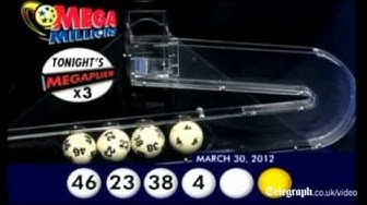 Lotto draw US style: $640 million Mega Millions jackpot numbers drawn