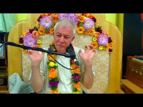 Чайтанья Чаритамрита Ади 5.128-141 - Чайтанья Чандра Чаран прабху