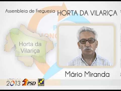 Horta Vilariça