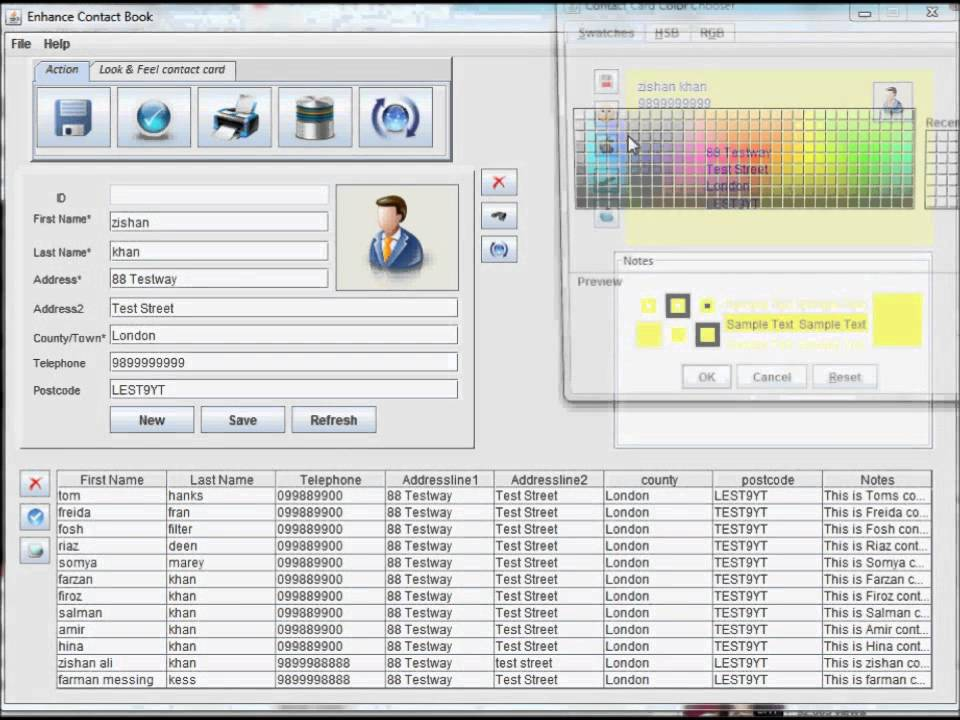 contact book software youtube Contact Audiobook