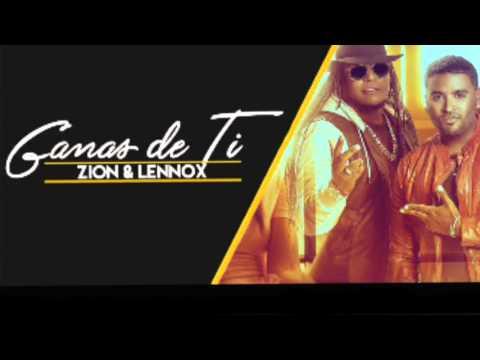 Ganas De Ti Zion Y Lennox