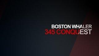 Boston Whaler 345 conquest. Barca usata del cantiere Boston Whaler. Boston Whaler 345 for sale.