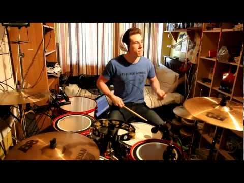 Fountains of Wayne - Stacy's Mom - Drum Cover - By Leigh Dalton