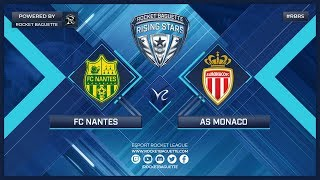 FC Nantes vs AS Monaco - 1/4 Playoffs RBRS S2