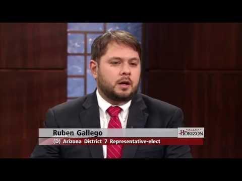 Medicaid Expansion Lawsuit & Congressman-Elect Gallego & ASU Barrett Founder Retiring