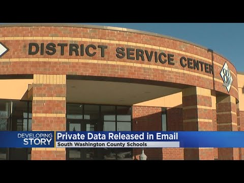 School District Accidentally Emails Out Student Info For Thousands