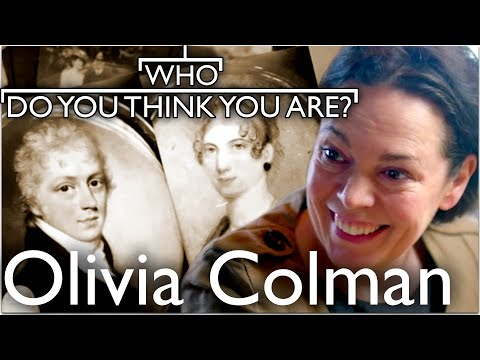 Olivia Colman Learns Of Ancestors Adultery  Who Do You Think You Are