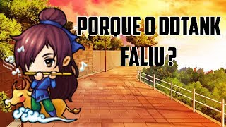DDTANK MOBILE BRASIL (BOMB-ME) - PORQUE O JOGO FALIU