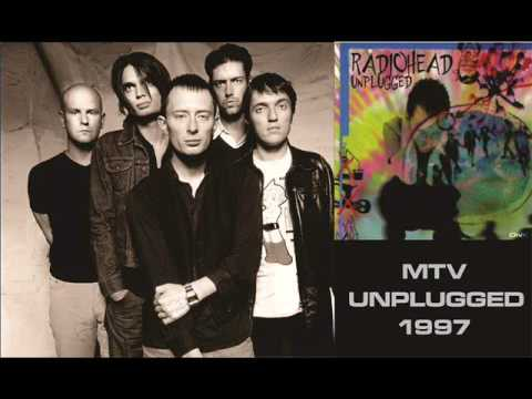 radiohead unplugged the complete acoustic sessions 1996