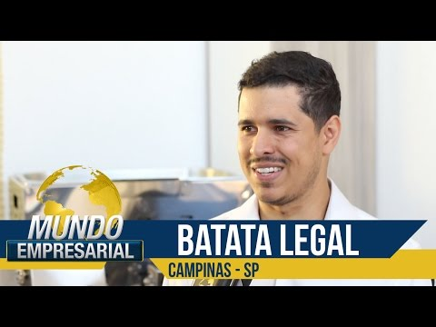 BATATA LEGAL - CAMPINAS/SP - MUNDO EMPRESARIAL