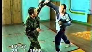 Семинар в одном из ОВД Рязанской обл Боевые приёмы борьбы 1998(, 2013-02-05T13:45:53.000Z)
