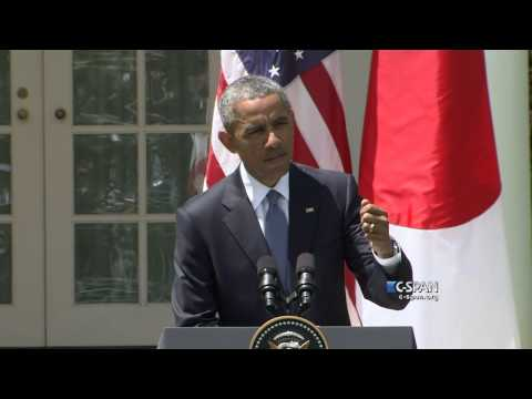President Obama on Baltimore Riots (C-SPAN)
