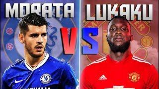 Alvaro Morata vs Romelu Lukaku ► Beasts ● Goal Show   2016/17 ᴴᴰ   Updated Song*
