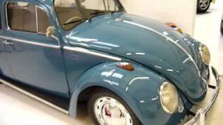 Carnauba wax @ Eclectic cars.1960's VW Beetle Video
