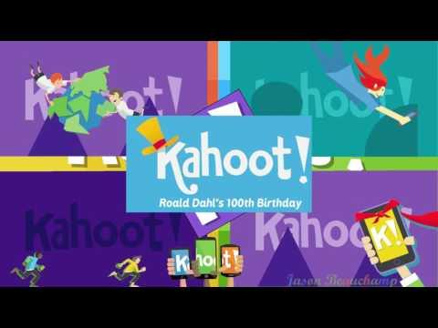 KAHOOT Lobby Music [Roald Dahls 100th Birthday]
