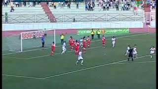 هدف سريع غليزان ضد بلوزداد