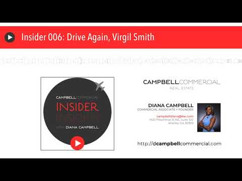 Insider 006: Drive Again, Virgil Smith
