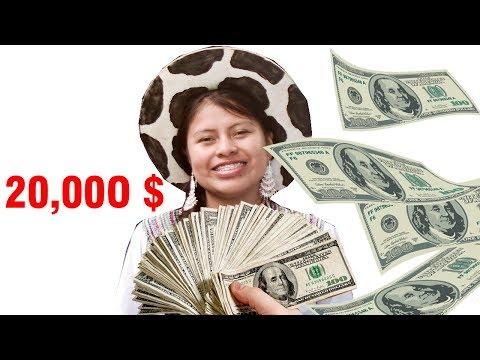 CUANTO DINERO GANO EN INTERNET (YouTube )20. 000 $?    NANCY RISOL