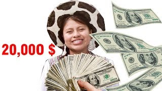 CUANTO DINERO GANO EN INTERNET (YouTube )20. 000 $? |  NANCY RISOL