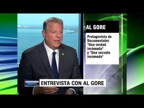 """""""Entrevista con Al Gore, ¿Empeora el cambio climático?"""" Oppenheimer Presenta # 1731"""