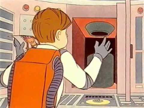 Archibald Der Weltraumtrotter