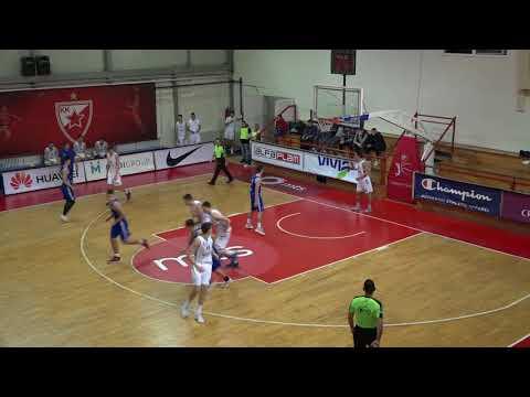 U19 ABA Liga 2017/18 highlights, Round 3: Mornar - Mega Bemax (25.11.2017)