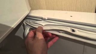 видео Что делать, если дверь холодильника не закрывается: фото
