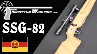 SSG-82: The Enigmatic East German Sniper Rifle