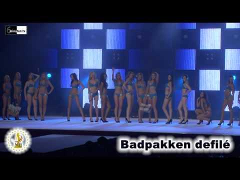 Finale verkiezingsshow (30'!!) Miss Oost & West Vlaanderen 2013 te Knokke - Casino
